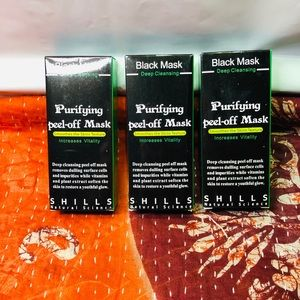 New 3 pack shills purifying peel-off mask for sale
